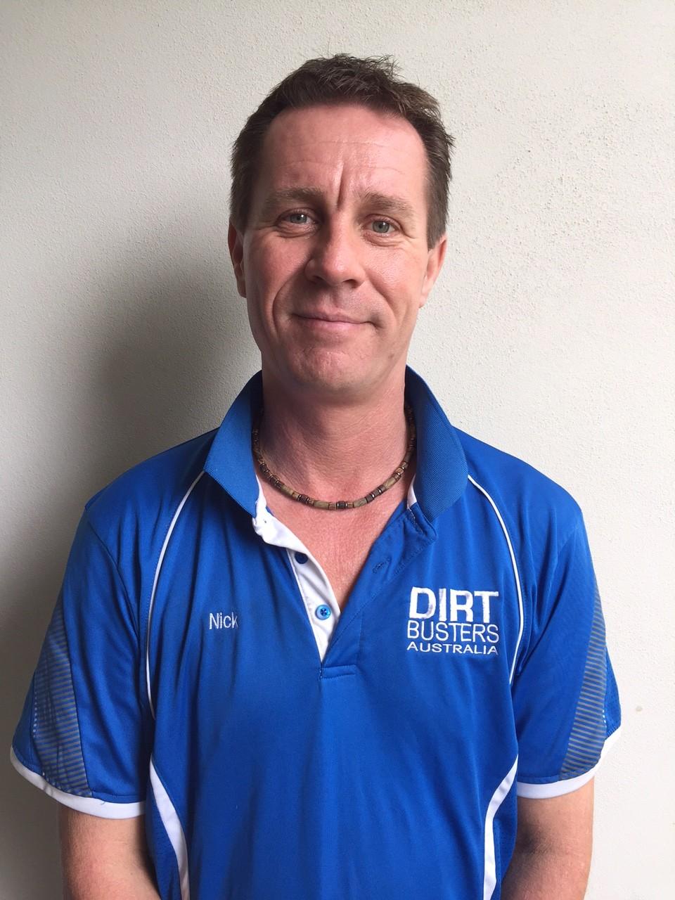 Nick. Owner Of Dirt Busters Mobile Car Detailing