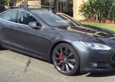 DIRT BUSTERS MOBILE CAR DETAILING - GOLD COAST CAR DETAILING - Tesla Model S