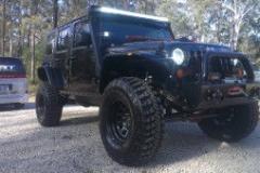 Jeep Wrangler - Tire