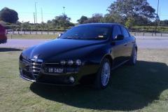 Alfa Romeo 159 - Alfa Romeo 147