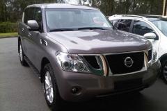 Nissan Armada - Nissan Patrol