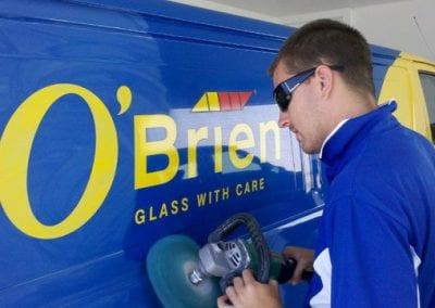 Detailing O'Brien's - Van