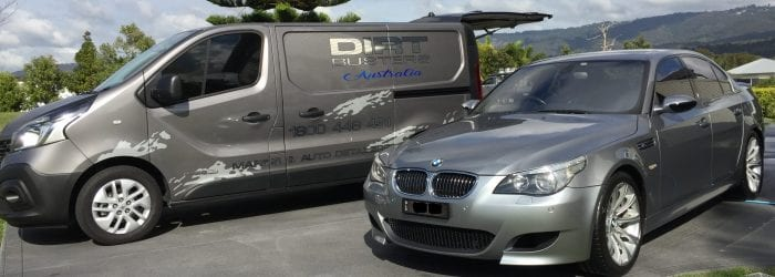 Dirt Busters mobile car detailers