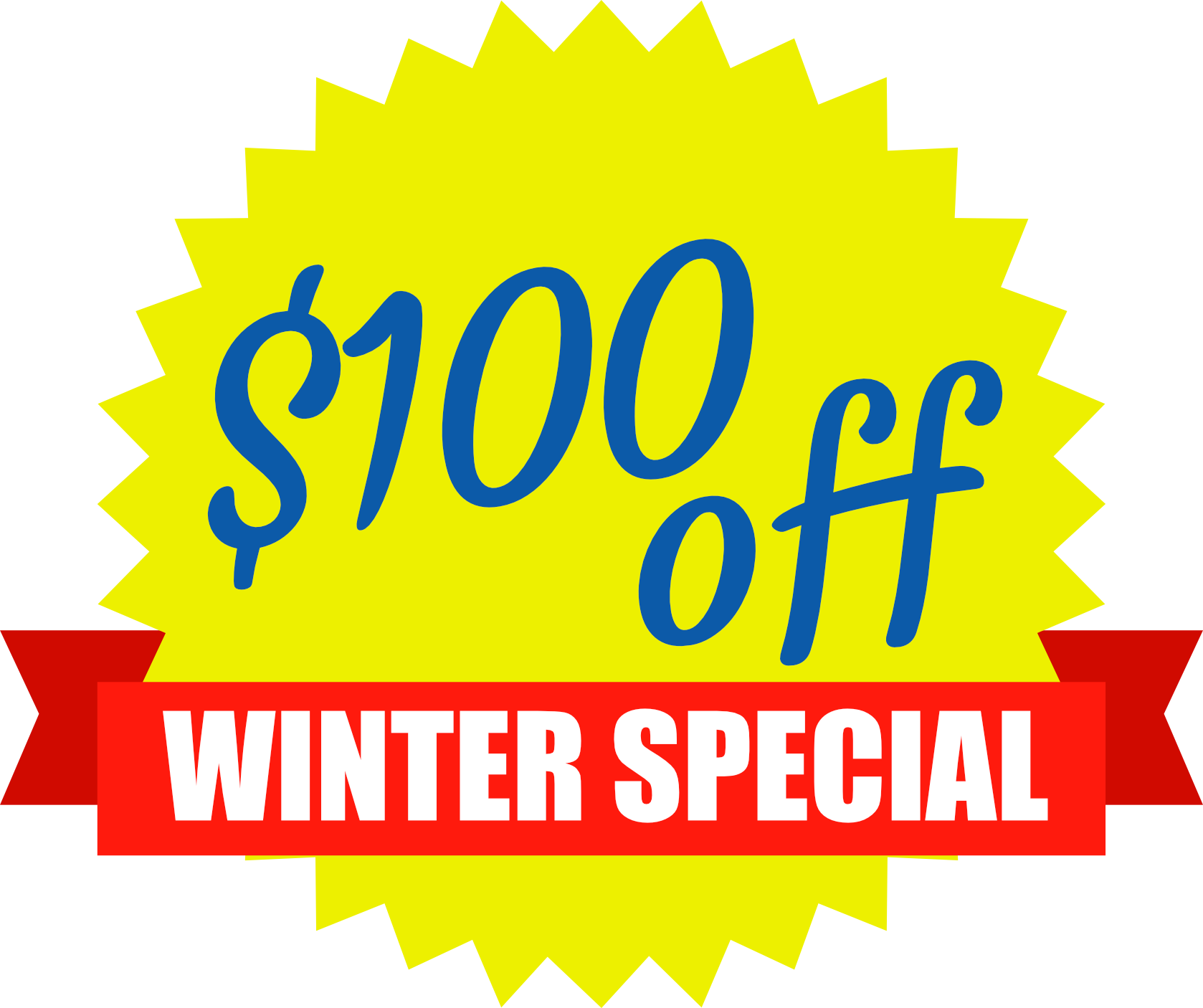 Dirt Busters Winter Special