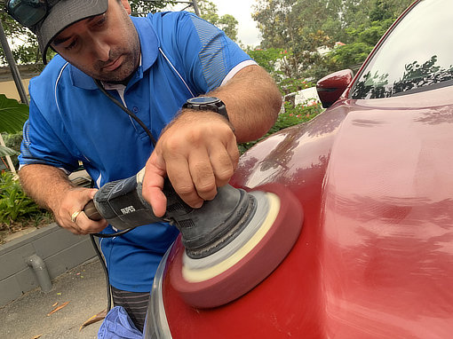 Ceramic Paint Protection - Motor vehicle
