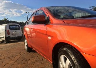 Car - Mid-size car